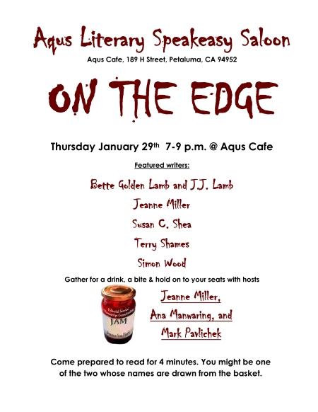 @ Aqus Cafe, Petaluma CA