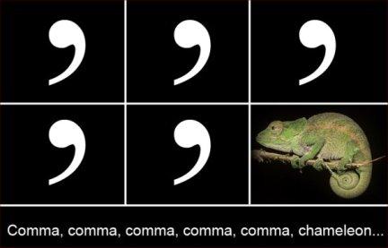 comma-comma
