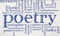 Poetry | Building a Better Story